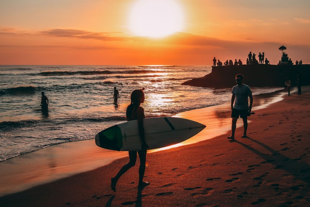Hati Hati How To Stay Safe On Your Next Surf Holiday In