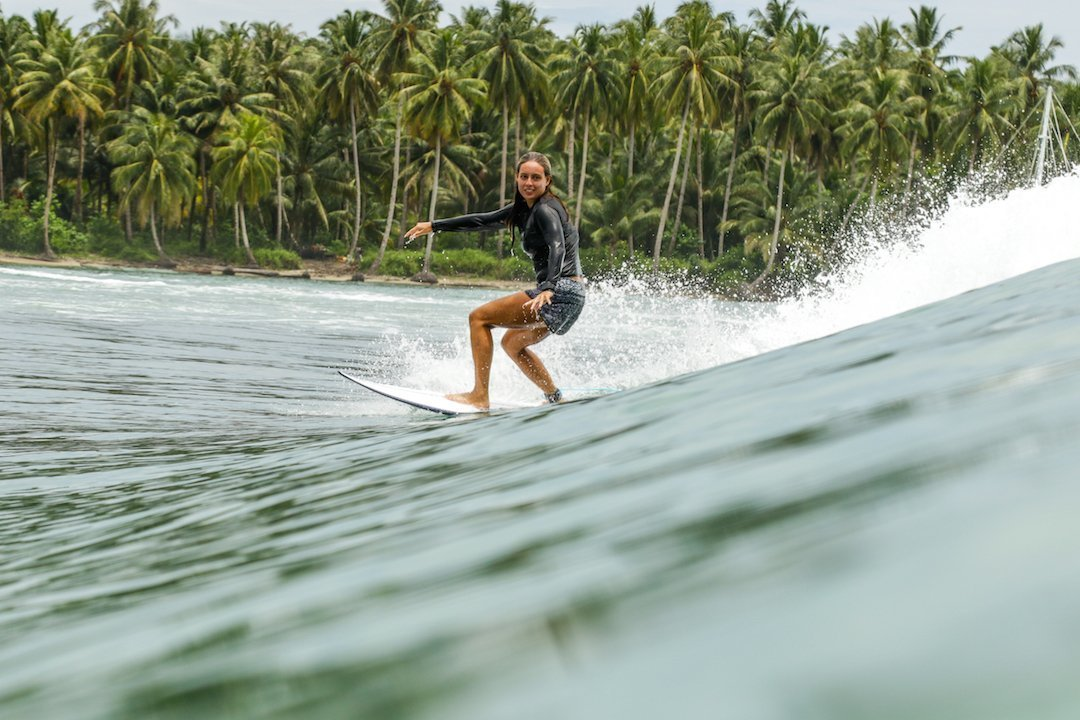 Surfing As An Unacceptable Woman Luex
