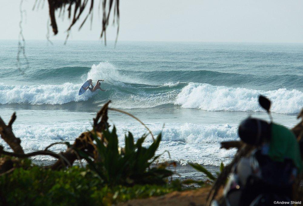 Sri Lanka Andrew Shield 7