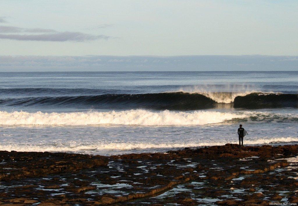 surfer vor set