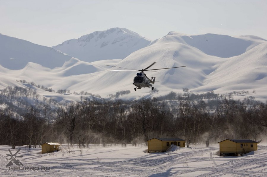 Snow Valley Heliski LUEX