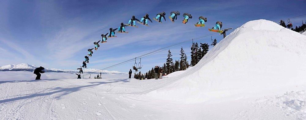 Photo: Pro Rider Snowboard Camp Whistler