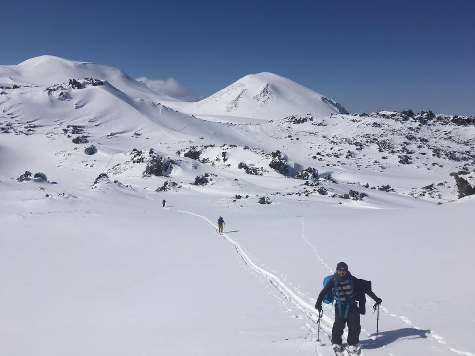 Splitboarding with Rising Sun Guides in Japan