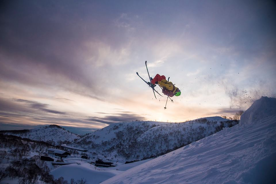 Skiing Japan's backcountry