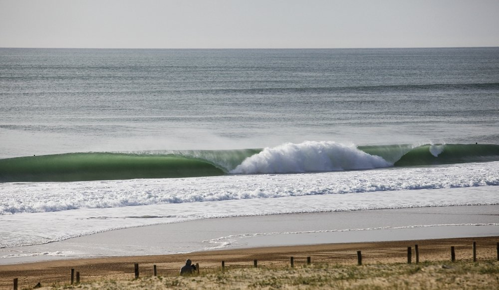 Surfing in France