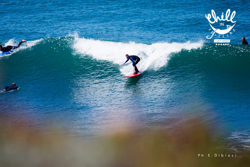 Surfer in Ericeira