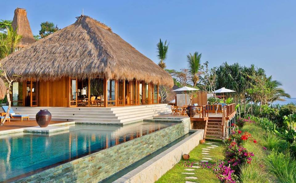 Nihi Sumba luxury surf resort