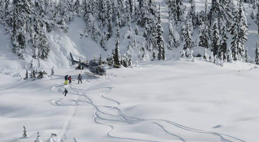 Whistler, Canada Heliskiing