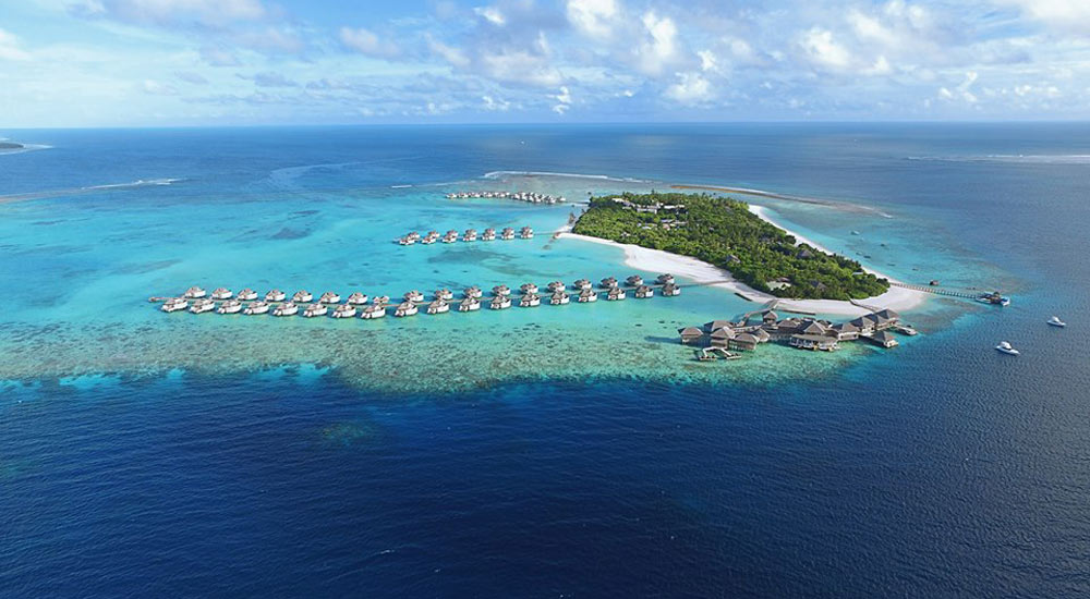 Six Senses Laamu luxury surf resort Maldives
