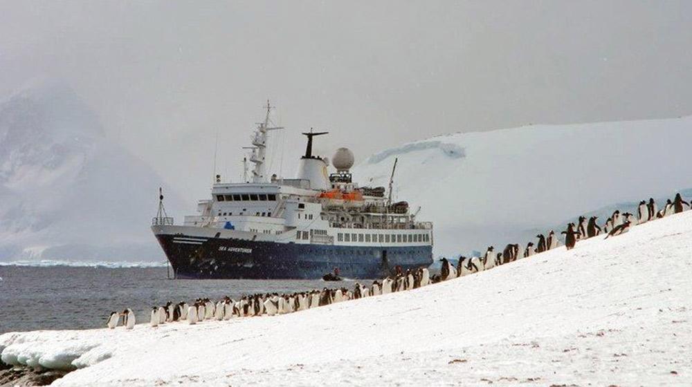 Explorer Zodiac Antarctica