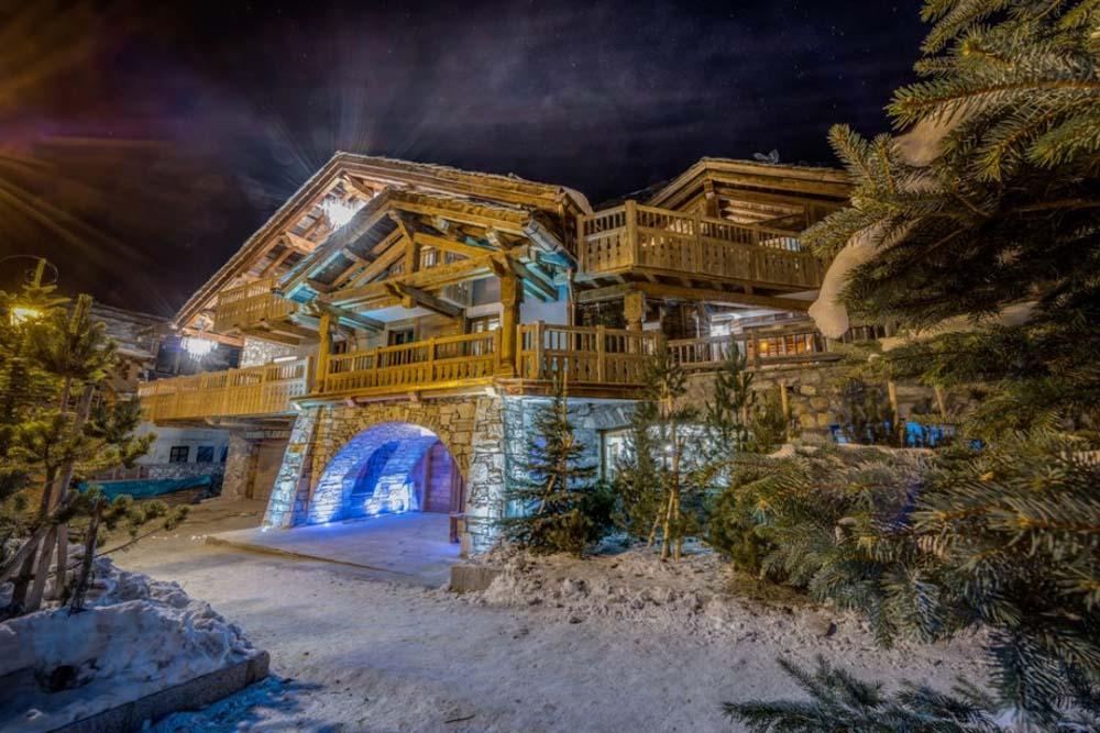 Chalet Lhotse in France