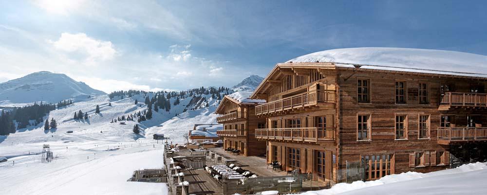 Chalet N Lech Austria