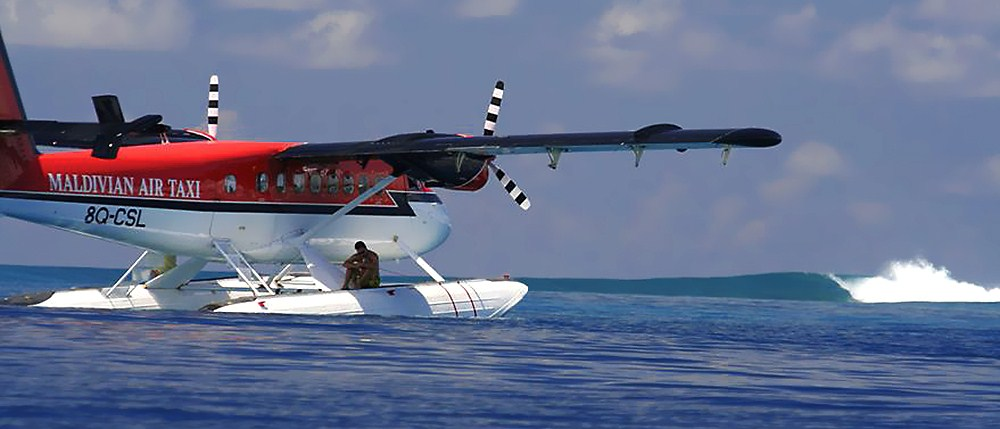 Helis or Sea Planes