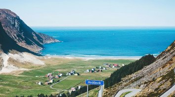 Lapoint Surf Camp Norway