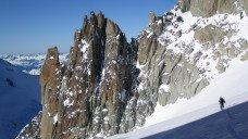 Ski Touring Mont Blanc