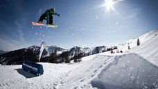 Freestyle Coachings with Blue Tomato Snowboard School