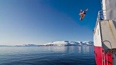 Ski Tour Boat Trip Norway