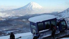 Niseko Snowcat