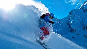 Priiskovy Catskiing in Altai Mountains