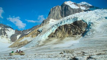 Alaska Ski Mountaineering - Lake Clark