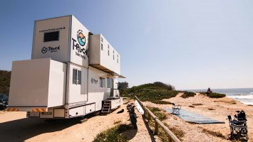 Truck Surf Hotel Portugal