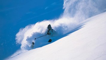 Garhammer Deep Powder Ski Courses
