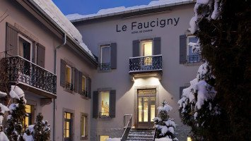 Hôtel Spa Le Faucigny***