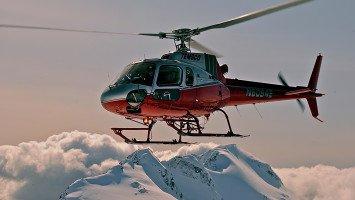 Alaska Powder Descents