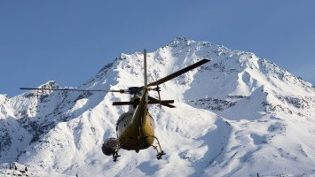 Alaska Rendezvous Heli-Guides