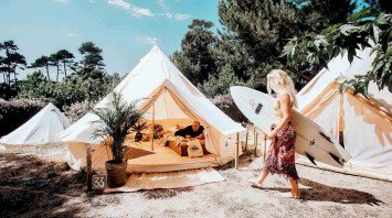 Star Surf Camp France
