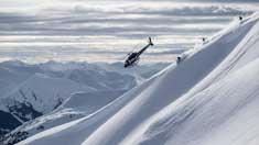 LUEX Heli Ski
