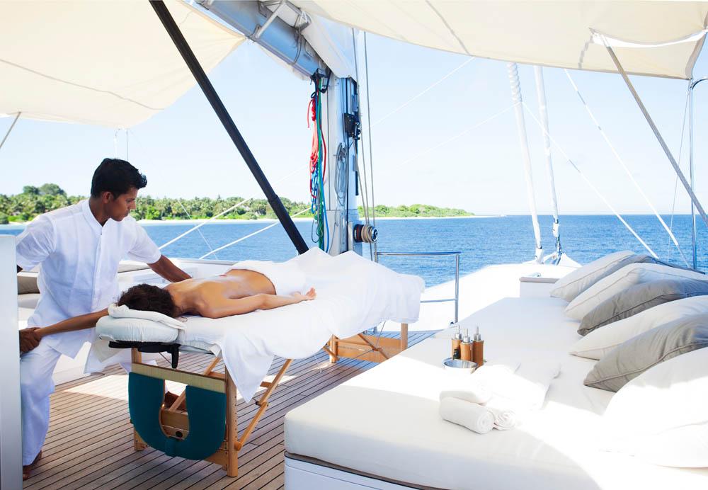 On Board Spa Treatments Soneva
