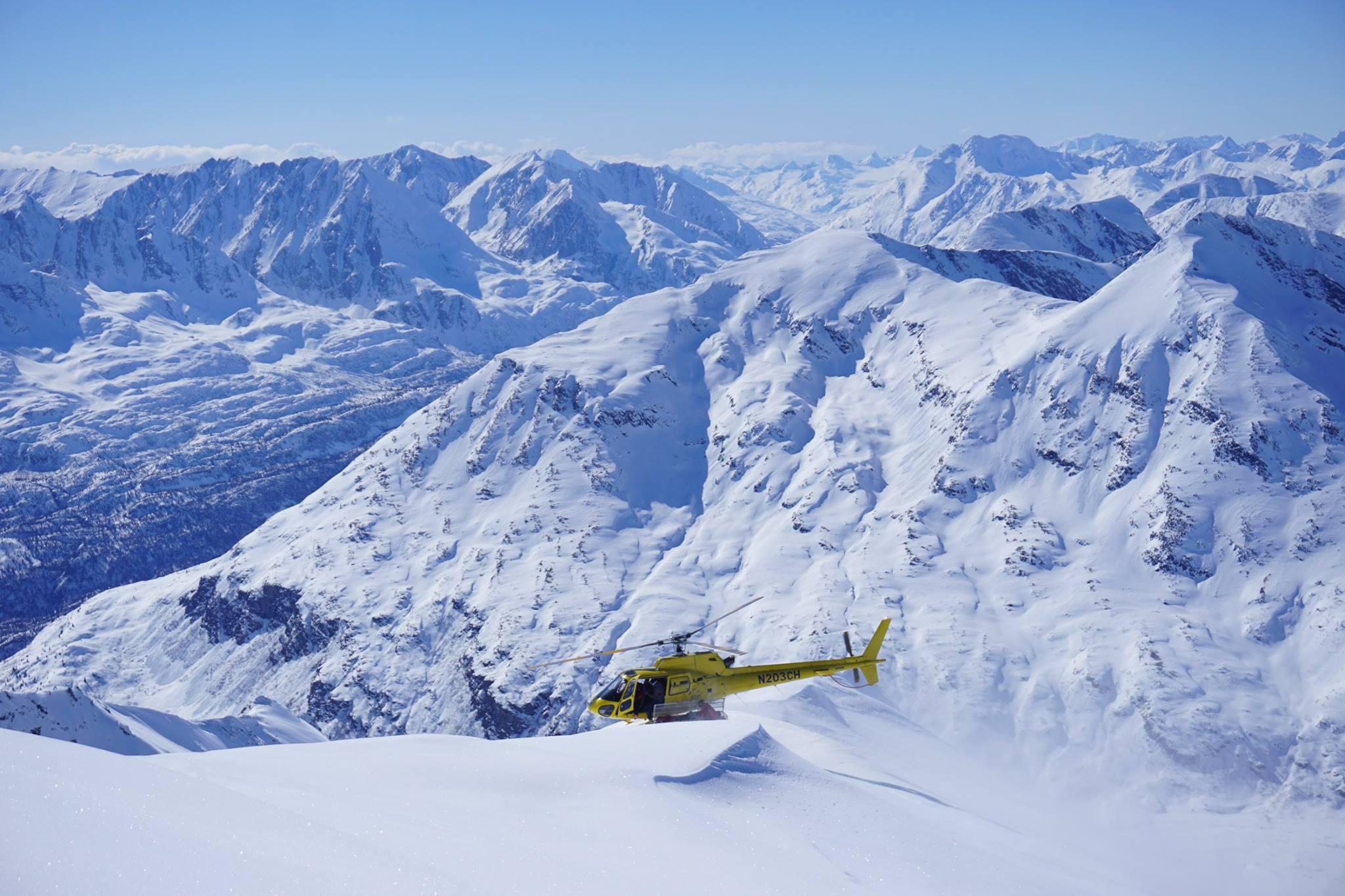 Alaska Rendezvous Heli
