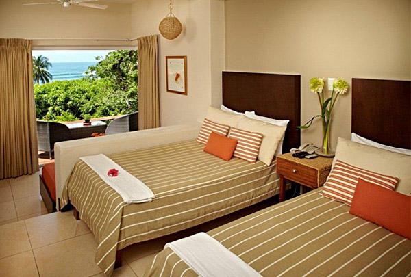 Double Room Partial Ocean View