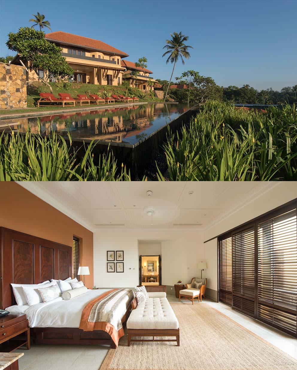 Duplex Two Bedroom Cape Pool Villa