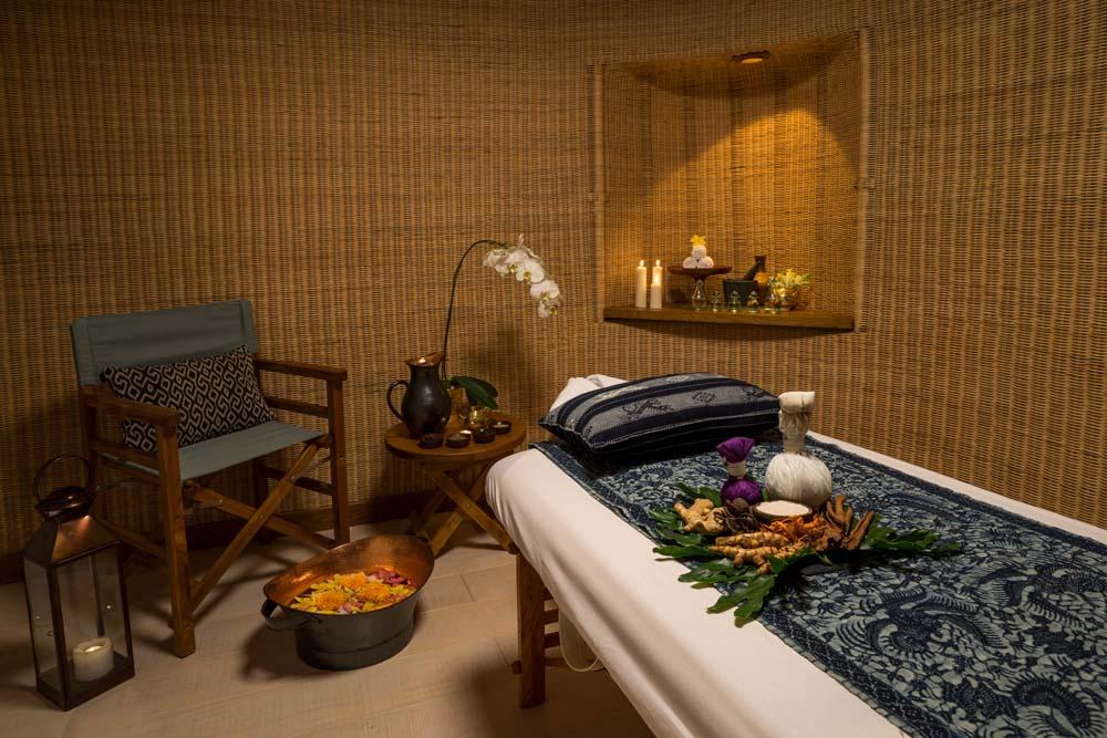 the java spa