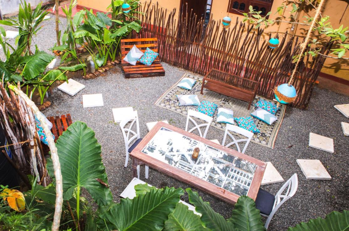 Lanka Living Garden