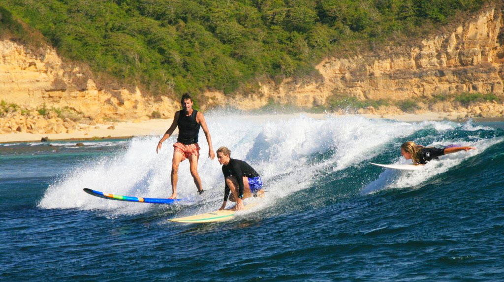 Beginner Surf Trips Lombok