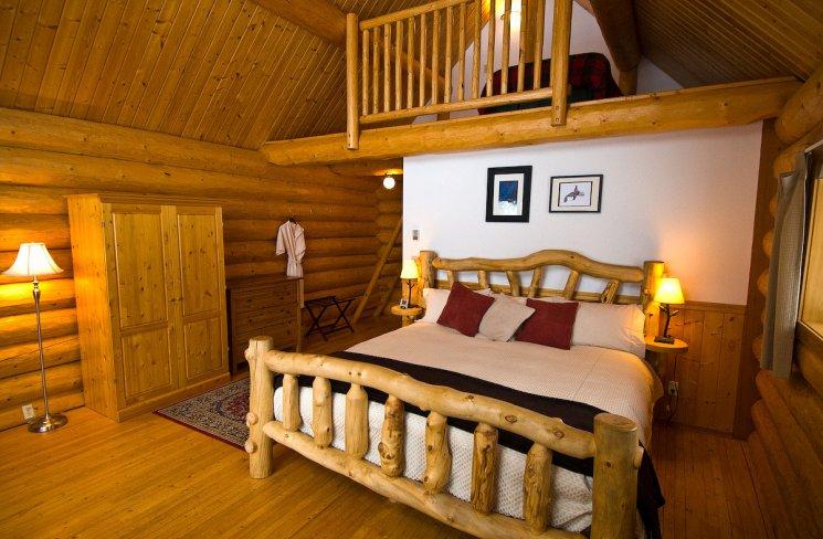 Tweeds bedroom