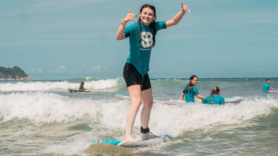 Beginners Surfblend