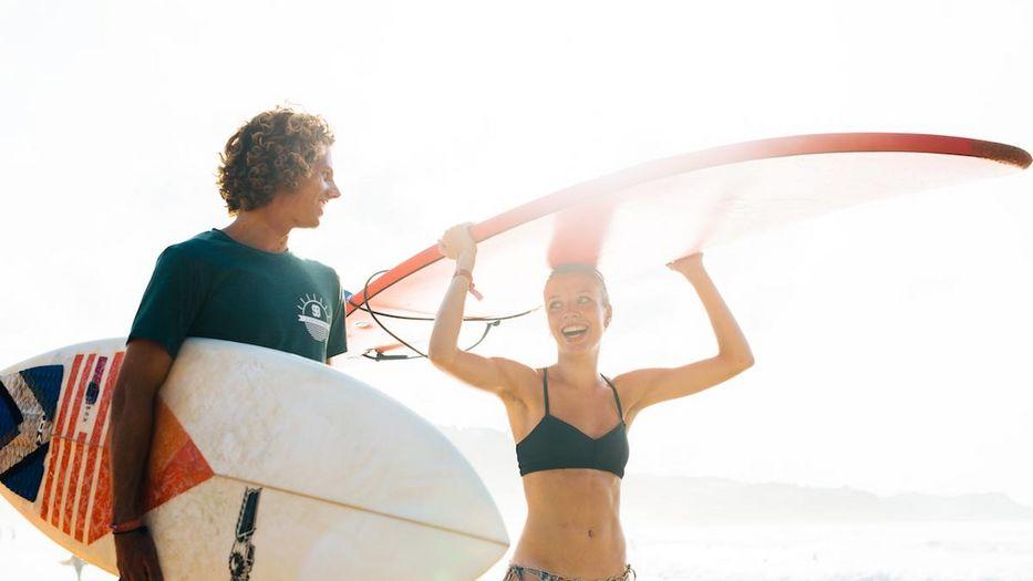 The Surf Team