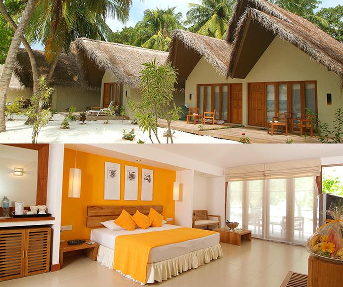 Hudhuranfushi Beach Villa