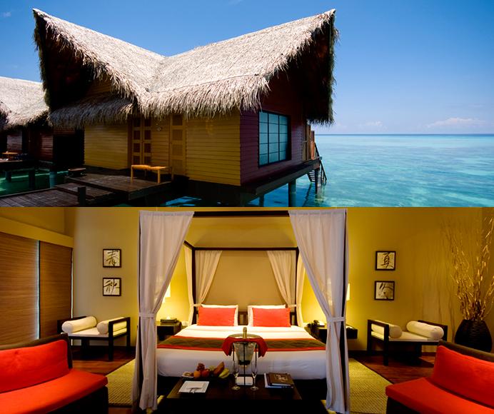 Hudhuranfushi Ocean Villa