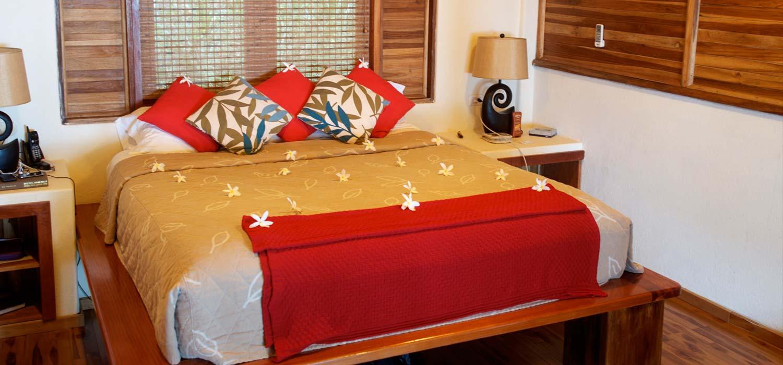 Surf House Bedroom